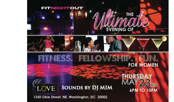 Fit Night Out with DJ MIM