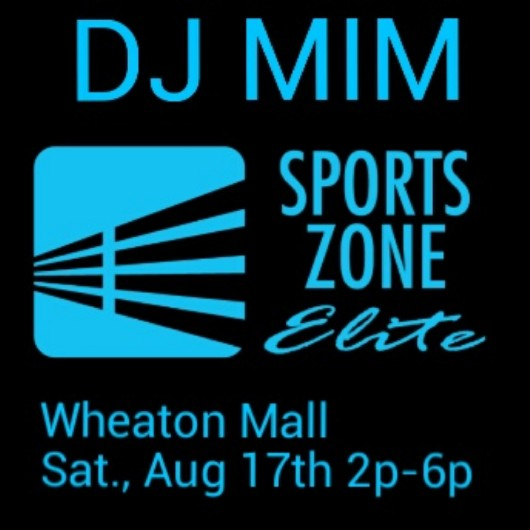 DJ MIM at Sports Zone Elite
