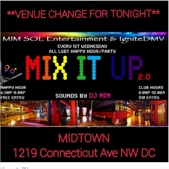 Mix It Up Wednesdays